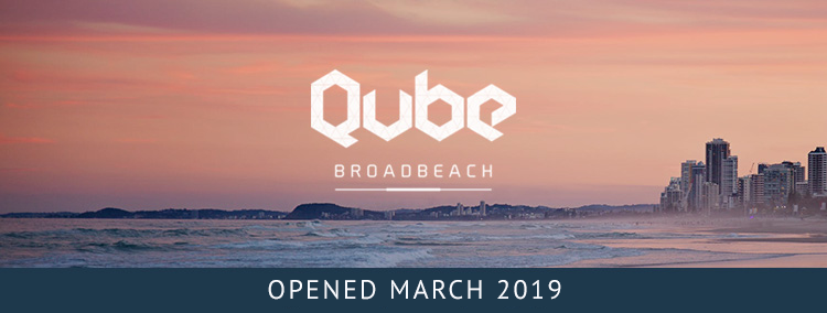 Qube opens March 2019