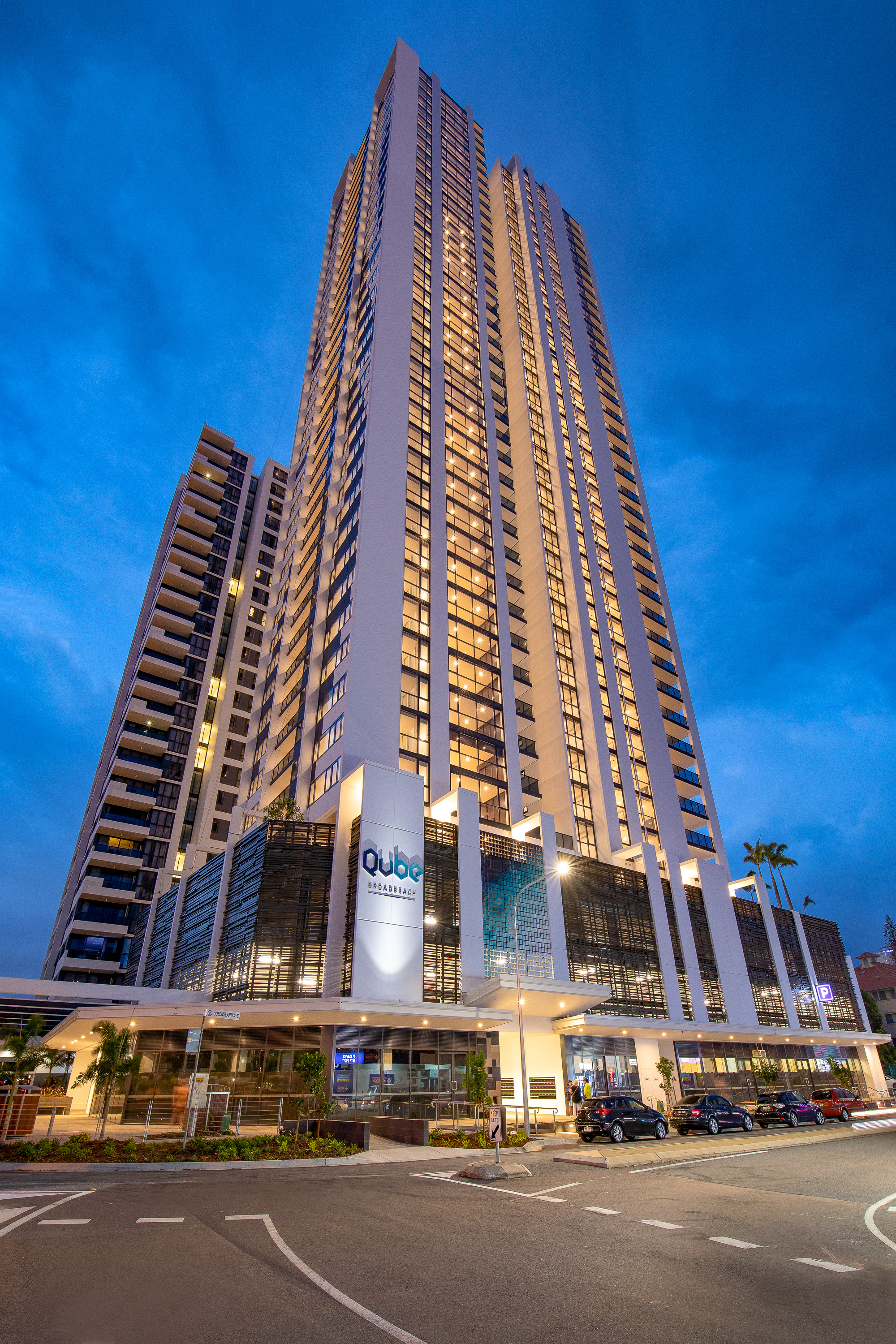 Qube Resort Apartments Offer Luxury Broadbeach Accommodation